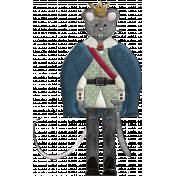 Nutcracker Doodle- Rat King