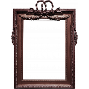 Nutcracker Wood Frame