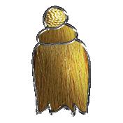 Nutcracker Doodle- Tassle Ornament
