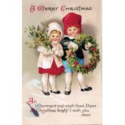 The Nutcracker- Vintage Postcard