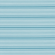 Nutcracker Blue Striped Paper