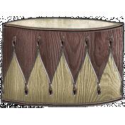 Nutcracker Doodle- Drum 02