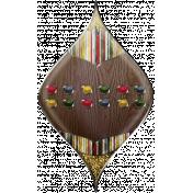 Nutcracker Doodle- Ornament 10
