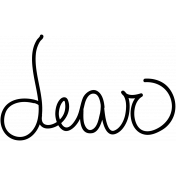 Doodle Word Art Template 022