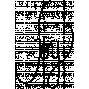 Doodle Word Art Template 024
