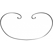 Ornamental Doodle Template 004