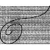 Wind Doodle Template 002