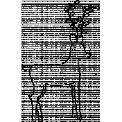 Buck Doodle Template