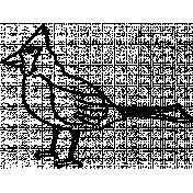 Cardinal Doodle Template