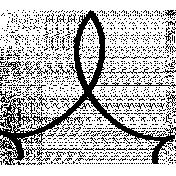 Ornamental Doodle Template