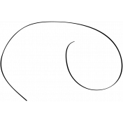Swirl Doodle Template 026