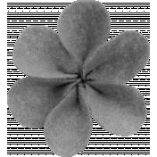 Felt Flower Template 010
