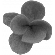 Felt Flower Template 011