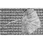 Leaf Template 014
