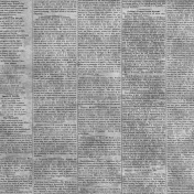 Newsprint Paper Template
