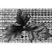 Leaf Cluster Template 04
