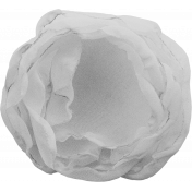 Sheer Flower Template 003