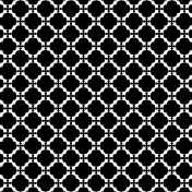Quatrafoil Paper Overlay Template
