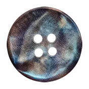 Woodland Winter- Pearlized Button