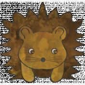 Winter Woodland- Hedgehog Doodle