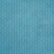 Woodland Winter- Blue Ornamental Paper