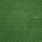 Woodland Winter- Green Ornamental Paper