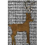 Woodland Winter- Buck Doodle