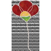 Woodland Winter- Flower Doodle 2