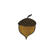 Woodland Winter- Acorn Doodle Tiny