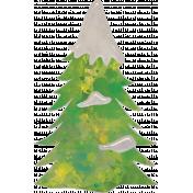 Woodland Winter- Tree Doodle 3