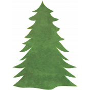 Woodland Winter- Tree Doodle 4