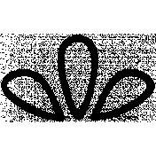 Ornamental Doodle Template 006