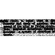 Word Art Template 022