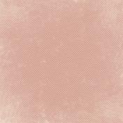 Rustic Charm- Pink Chevron Paper