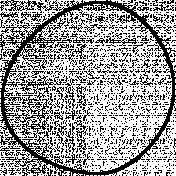 Circle Doodle Template 001