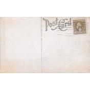 Rustic Charm- Postcard