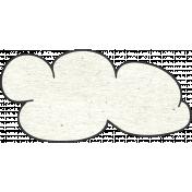 Look, A Book!- Cloud Doodle 1