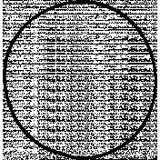 Circle Doodle Template 003