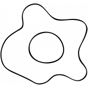 Egg Doodle Template 003