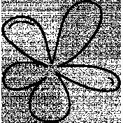 Flower Doodle Template 021