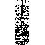 Lightbulb Doodle Template 001