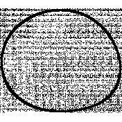 Circle Doodle Template 004