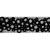 Border Doodle Template 004