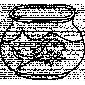 Fishbowl Doodle Template 001