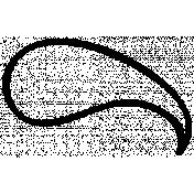 Splash Doodle Template 003