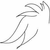 Swishes Doodle Template 002