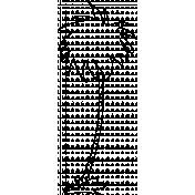 Tree Doodle Template 008