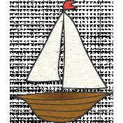 Look, A Book!- Boat Doodle