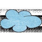 Look, A Book!- Cloud Doodle 2