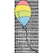 Look, A Book!- Balloon Doodle